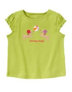 6M 5T GYMBOREE PRETTY POSIES BABY TODDLER GIRLS SUMMER CLOTHES SHIRTS