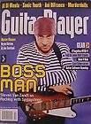 Guitar Player Magazine (November 2002)[Issue 395 / Vol.