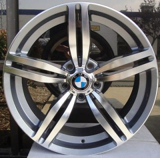 19 Inch wheels rims fit BMW 3 series 325 330 335 M3 M6 Replica Last