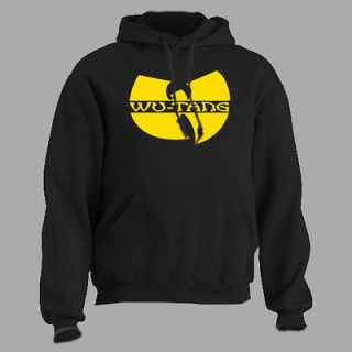 WU TANG wu tang hoodie clan hip hop rap HOODED SWEATSHIRT EXTRA LARGE