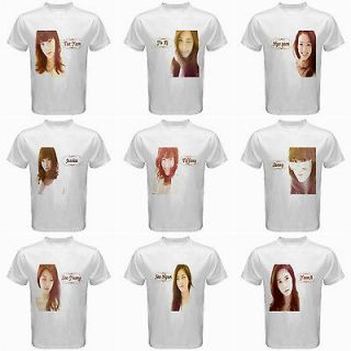 SNSD Girls Generation T Shirt S 3XL   Assorted Style #2