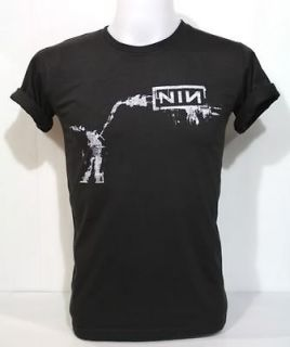 Shirt Reznor NINE INCH NAILS American Industrial Metal Rock S XL