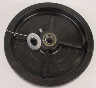 NEW JOHN DEERE REAR MOWER DECK WHEEL AM107561 8 60 425 445 455 160
