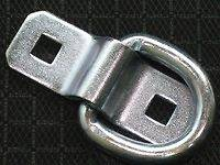 10 3/8 D RINGS HORSE TRAILER STOCK TRAILER TIE DOWN