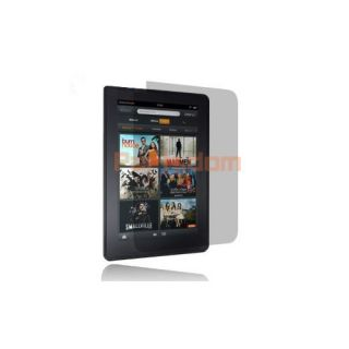 Clear LCD Screen Protector Guard For  Kindle Fire