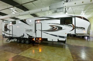 toy hauler fifth wheel in Fifth Wheel RVs