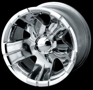 CPP ION Alloys 138 Wheels Rims 15x8, fits S10 S15 BLAZER JIMMY