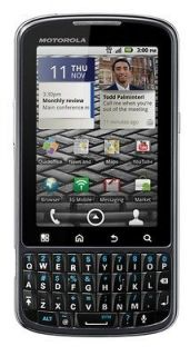 New Motorola Droid Pro XT610 Unlocked GSM Phone Android 2.2 Wi Fi GPS