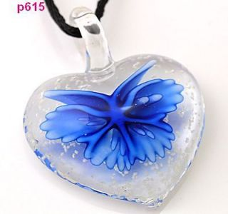 murano glass butterfly in Jewelry & Watches