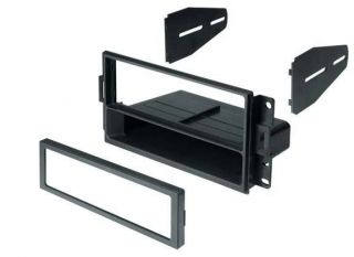394 Radio Mounting Stereo Install Trim Installation Single Din Dash