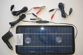 Emergency Power Supply 8W 12V Solar Power Battery Charger For Phone 5
