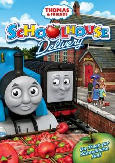 Thomas Friends Schoolhouse Delivery DVD, 2012