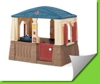 Kids Girls Pretend Play House Indoor / Outdoor Toy Home House