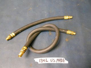 Jeep Willys MB GPW Oil filter line set US Made for military standard