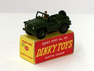 military dinky toys in Cars, Trucks & Vans
