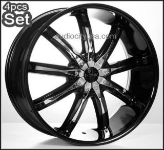 22 Wheels for Lexus Altima Impala Infiniti Jaguar Rims Honda Audi
