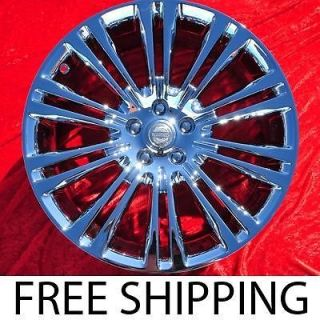 Set of 4 New 20 Chrysler 300 Factory OEM Chrome Wheels Rims EXCHANGE