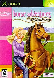 Barbie Horse Adventures Wild Horse Rescue in Video Games