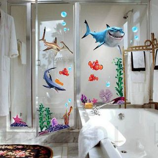 nemo wall decals in Decals, Stickers & Vinyl Art