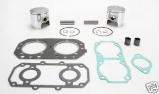 KAWASAKI JS 440 550 stand up JETSKI jet ski PISTON TOP END REBUILD KIT