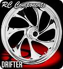 RC Components Chrome 26 x 4.0 Drifter Wheels & Tires Harley Flh Flhr