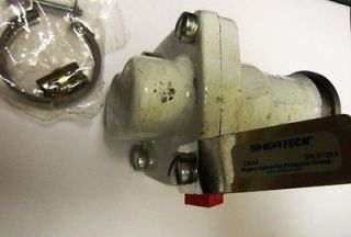 SHERTECH GN60 Light Duty Carbonator Mount Hot Oil NSF Rotary Gear Pump