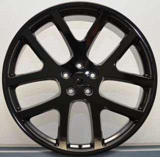 dodge challenger rims 22