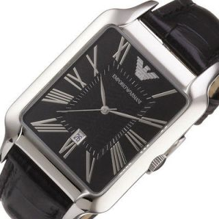 Mens EMPORIO ARMANI Analog Watch AR0425 GENTLY USED