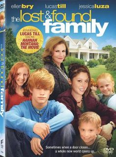 The Lost Found Family DVD, 2009