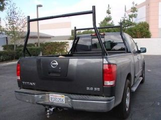650 LB HD TRUCK BED LADDER RACK PICK UP CONTRACTOR LUMBER CANOE BOAT