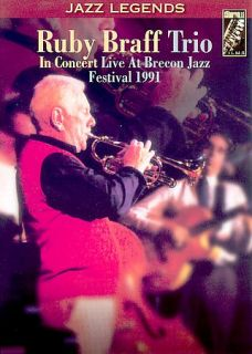 The Ruby Braff Trio   In Concert Live at Brecon Jazz Festival 1991 DVD