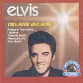 ll Never Walk Alone by Elvis Presley CD, RCA Camden Classics
