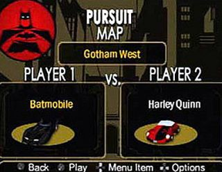 Batman Gotham City Racer Sony PlayStation 1, 2001