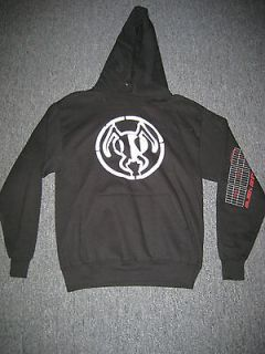 Old School ALIEN ANT FARM Hoodie size MEDIUM NEW NEVER WORN punk 311