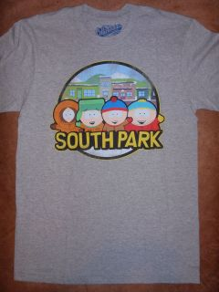 Mens South Park Southpark Cartman Stan Kenny Kyle T Shirt New with