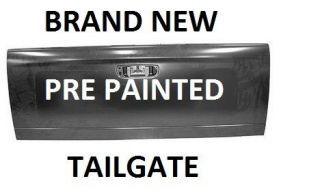NEW PAINTED TO MATCH* Dodge Ram Truck TAILGATE 02 09 tail gate 03 04