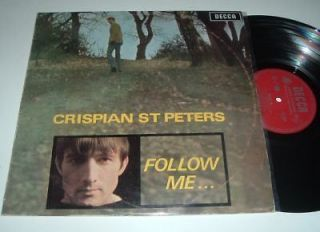 CRISPIAN ST PETERS Follow Me MONO Lp Oz 60s JIMMY PAGE Led Zeppelin