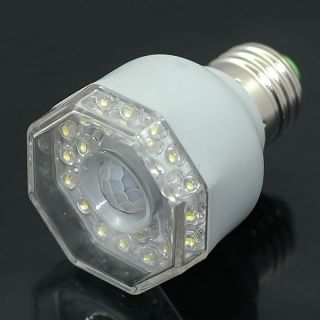 110V E27 Base 3W 23 LED Sound Voice Far infrared sensor lamp Bulb