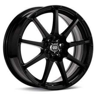 15x6.5 Enkei EDR9 Black Wheel/Rim(s) 5x100 5 100 15 6.5