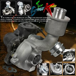 K04 001 TURBO/ TURBOCHARGER UPGRADE 500+ HP OE 00 05 VOLKSWAGEN JETTA