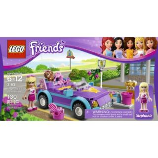 LEGO Friends Stephanies Convertible (3183) product details page