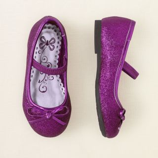baby girl   sparkle ballet flat  Childrens Clothing  Kids Clothes