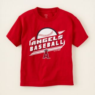 boy   LA Angels graphic tee  Childrens Clothing  Kids Clothes  The