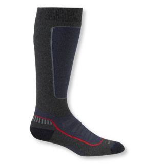 Adults Alpine Ski Socks, Midweight Socks   at L.L.Bean
