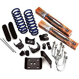 1997 2002 Ford Expedition Lowering Kit   Ground Force Suspension