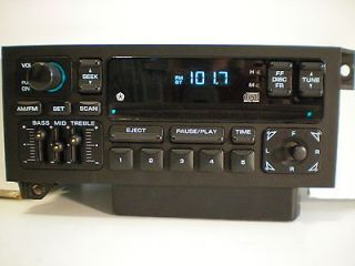 RAM PICKUP TRUCK&VAN 87 00 DAKOTA/DURANGO OEM CD PLAYER RADIO STEREO