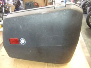 BMW Touring Right Luggage Side Hard Case Box Pannier