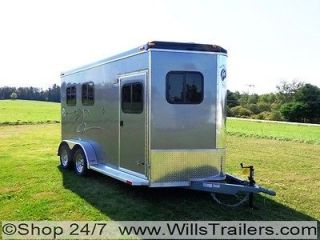 Horse Slant Trailer Extra Tall  NO HIDDEN RESERVE $143 a Month