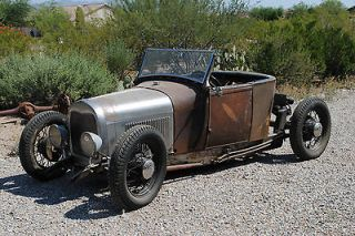 Ford  Model A Roadster 1929 Ford roadster hot rod rat custom hotrod