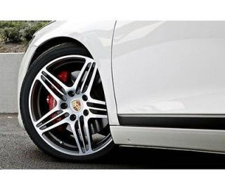 19 Turbo Wheels Machine Face Rims Porsche 996 997 944 928 C2 19x8.5